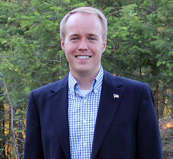 Challenger Josh Kerns pulled off a significant political upset by unseating an incumbent in the primary