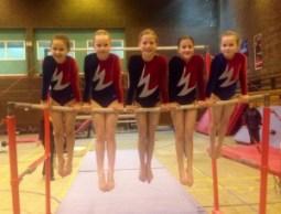 Level 6 junior team