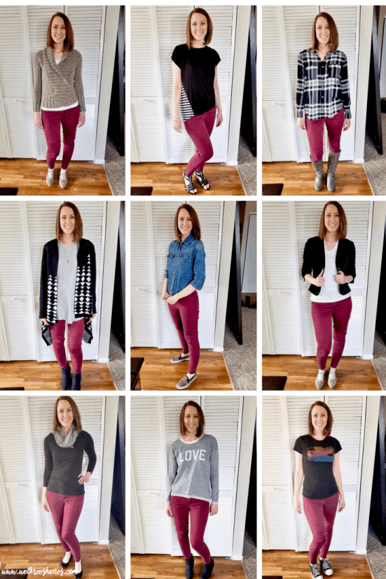 Do you ever find yourself staring at your clothes in the morning wondering what to put on? How is that you have so many items in your closet but still have nothing to wear? Don't worry. I'm going to show you how cutting you're wardrobe in half will lead to a quicker dressing routine and a more stylish you! | We Three Shanes