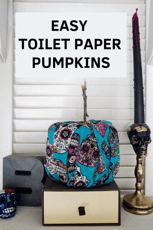 Using supplies from around the house, these Easy Toilet Paper Pumpkins are made in minutes at virtually no cost. No need to store them after the Holidays, making them perfect Fall decor.   We Three Shanes