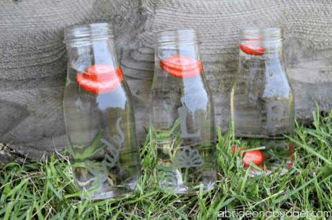 Strawberry Infused Water is a refreshing way to stay hydrated this Summer. Check out this recipe and 16 other Flavored Water Recipes by clicking the link! | We Three Shanes