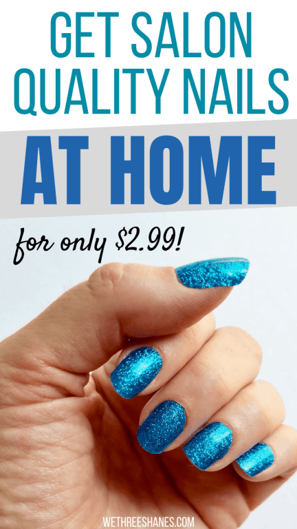 Want to save some money but still rock the perfect mani/pedi? Check out my review to see if Lily and Fox are a great Color Street alternative.   We Three Shanes