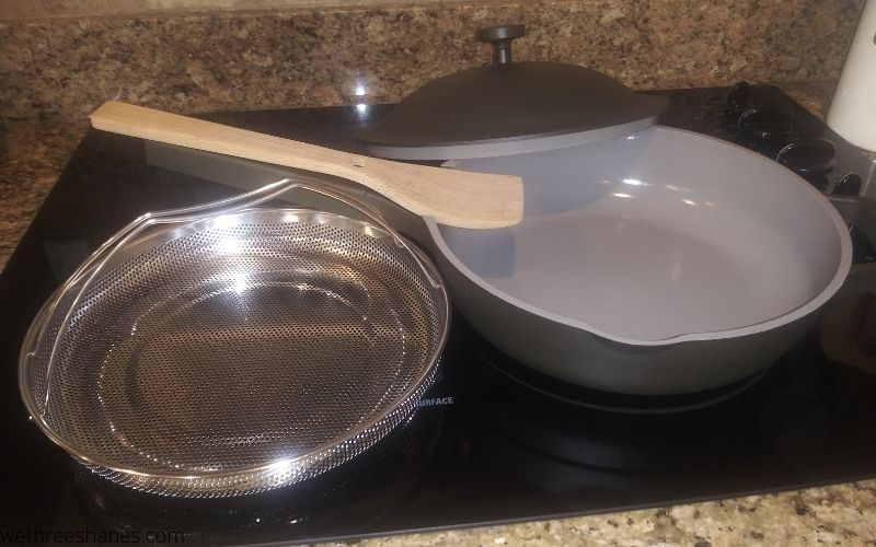 The Always Pan, an Honest Non-Sponsored Review