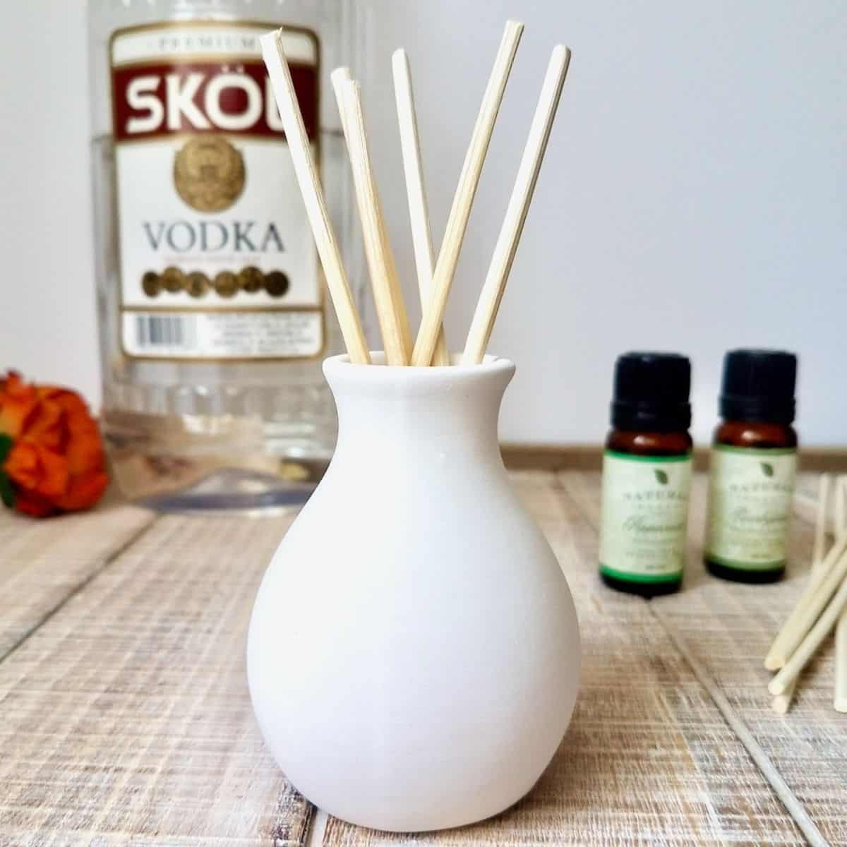 How to Make a Reed Diffuser for Your Home
