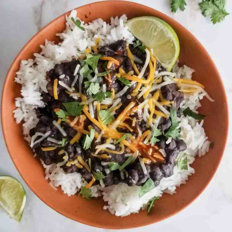 How to Cook Black Beans in the Crockpot