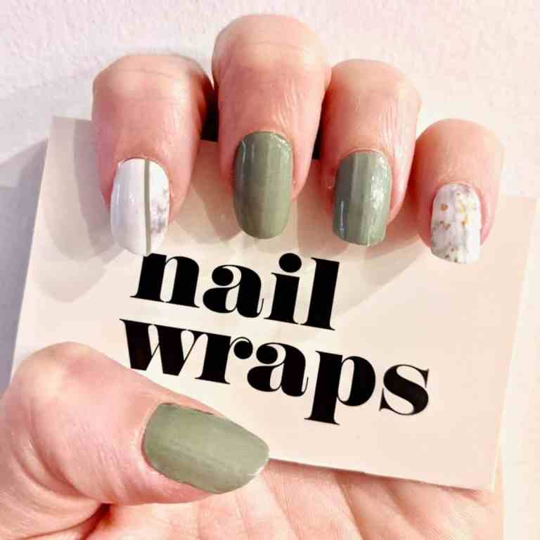 Nails Mailed Nail Wrap Review. Are they better than Color Street?