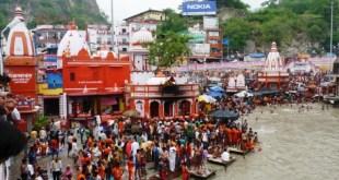 Haridwar, ganga mata temple