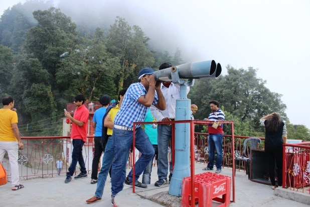 Telescope of Lal Tibba
