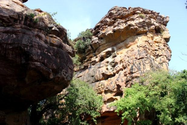 Bhimbetka_Rock _shelter