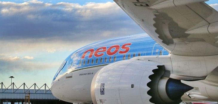 Boeing B787-9 Neos EI-NEO