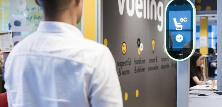 Vueling Agile Development Center (Centro ADC) Barcellona