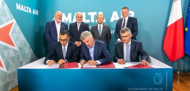 Ryanair ha acquistato Malta air, una piccola compagnia aerea maltese, in questo modo rafforzerà la sua presenza nell'isola e potrà espandersi verso il mercato nord africano.