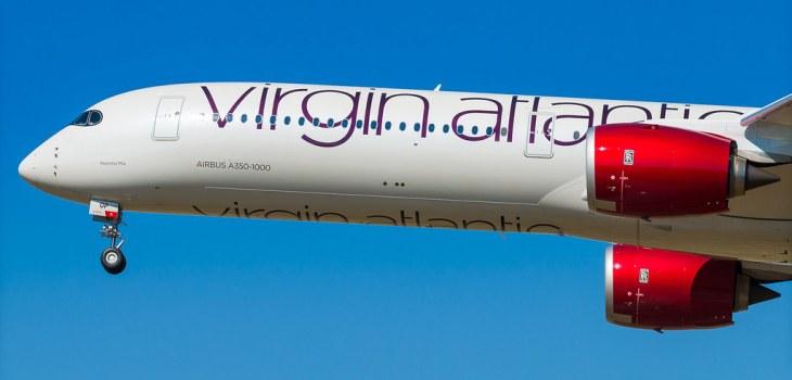 Virgin Atlantic Airbus A350-1000 G-VPOP