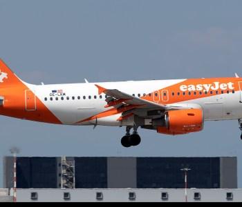 easyJet Airbus A319 OE-LKM