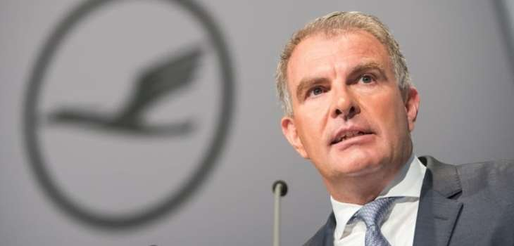 Carsten Spohr AD Lufthansa Group