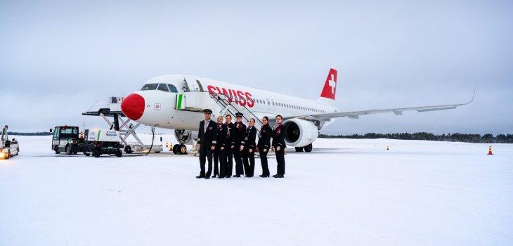 Airbus A320 Rudolph
