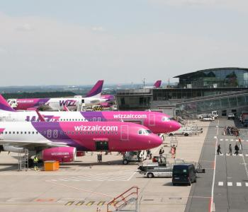 Wizz Air Aeroporto di Vienna