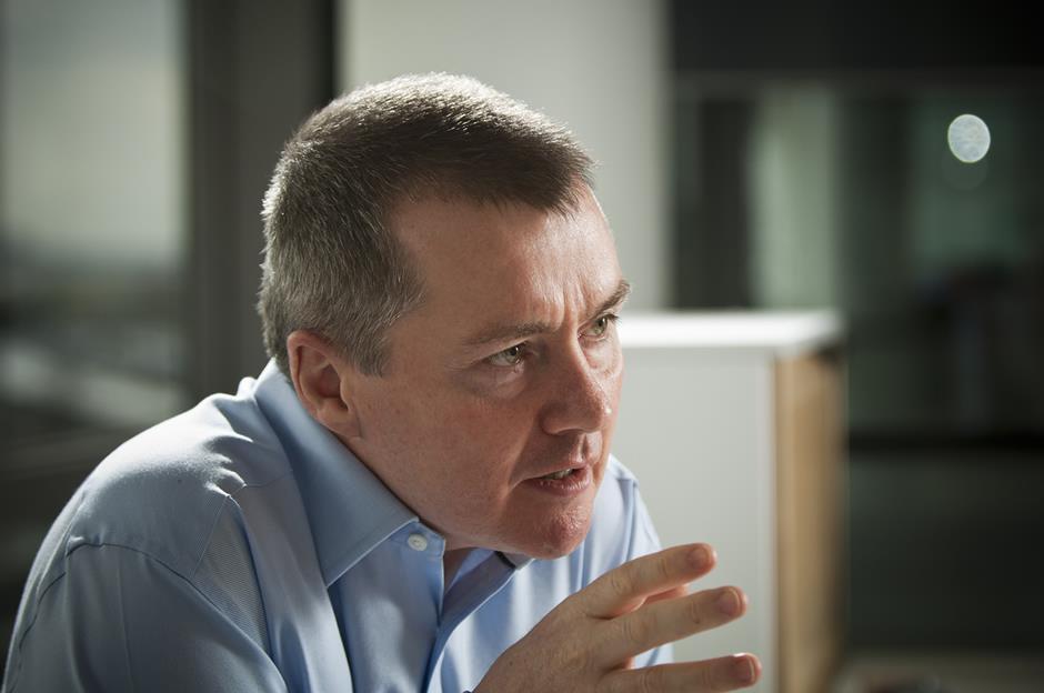 Willie Walsh amministratore delegato di IAG