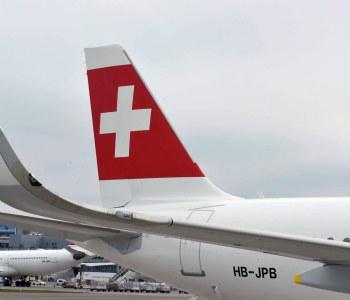 SWISS Airbus A321neo HB-JPB Château-d'Oex