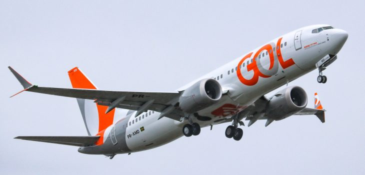 GOL Boeing B737Max