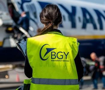 Agente di Rampa Aeroporto di Bergamo