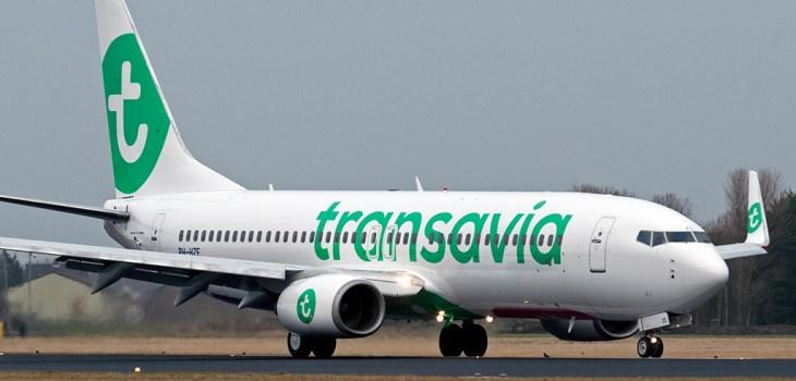 Transavia B737