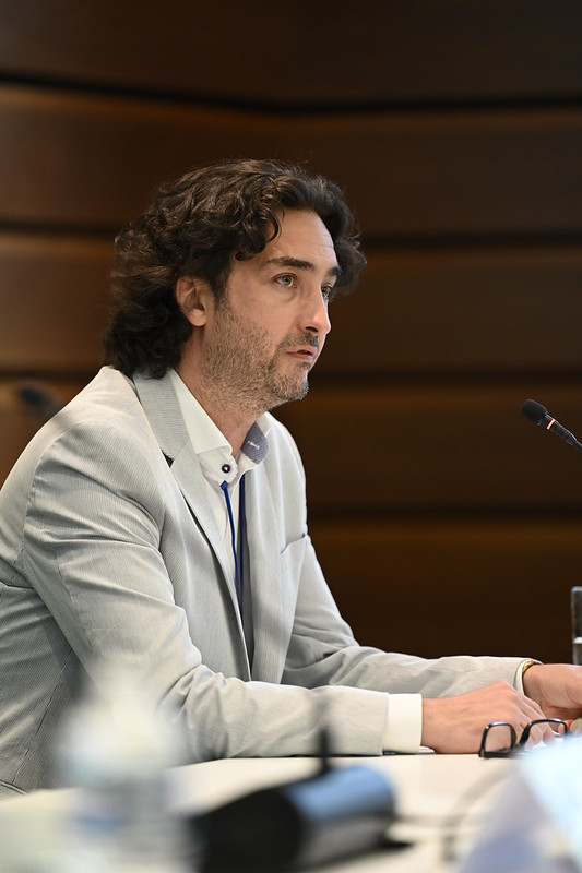 Rémy Rascol architetto e direttore di CERAU Architecture and Urbanism