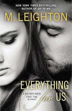 Everything for Us: The Bad Boys #3
