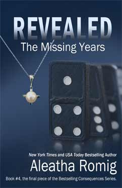 REVEALED: The Missing Years : Consequences #4