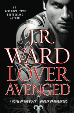 Lover Avenged: Black Dagger Brotherhood #7