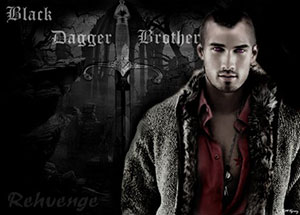 Lover Avenged: Black Dagger Brotherhood #7 Image