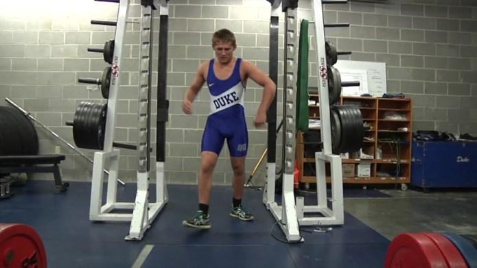 Save Olympic Wrestling – Duke Wrestling (screen dump 8)