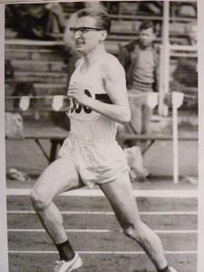 Die 1500-Meter-Strecke war war die Spezialität von Karl Eyerkaufer. Fünfmal wurde er in den Sechzigerjahren Deutscher Meister.