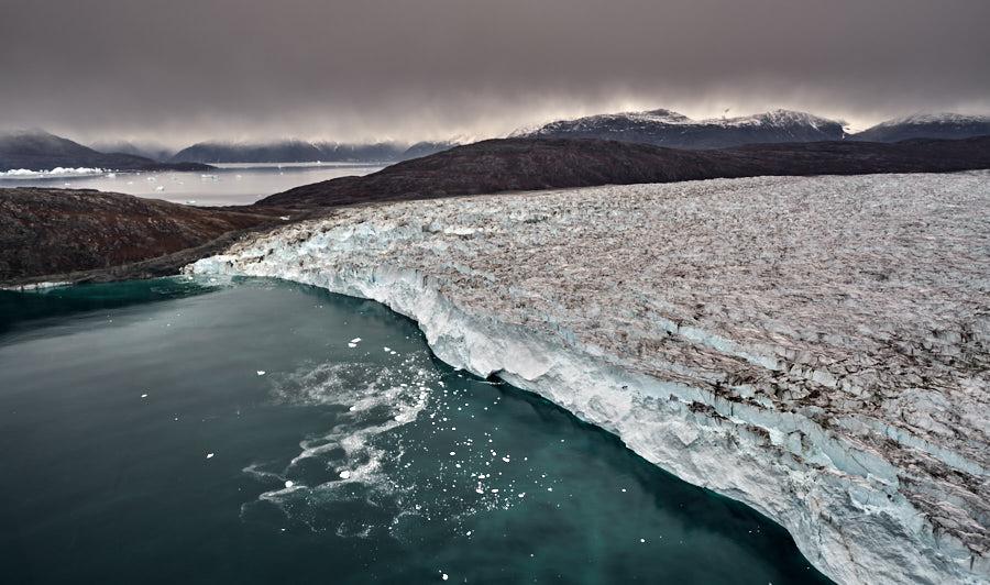 Glacier - Scoresby Sund