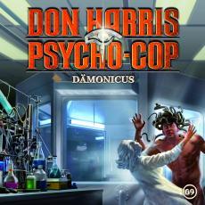 Don Harris – Psycho-Cop - Dämonicus (Folge 09)