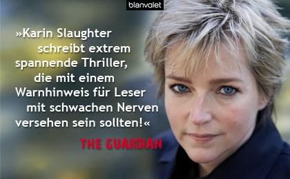 Karin Slaughter - Tote Augen (Blanvalet)