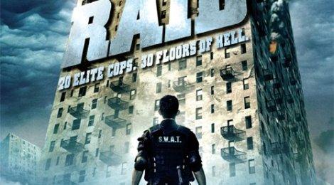 Der explosive Trailer zu THE RAID