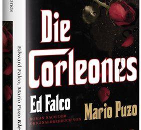 """Ed Falco/ Mario Puzo: Die Corleones - Die Vorgeschichte zu """"Der Pate"""" (Klett-Cotta)"""