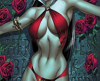 Vampirella – die Vampir-Ikone kehrt zurück!