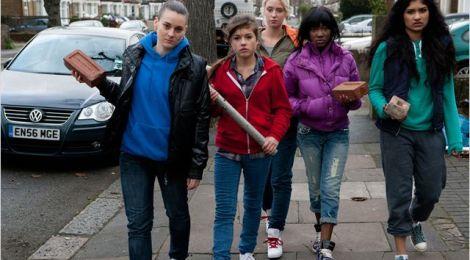 Sisters' Hood - Die Mädchengang  (Sunfilm/ Tiberius Film)