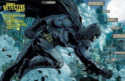 Batman Nummer 1 geht in den Nachdruck!
