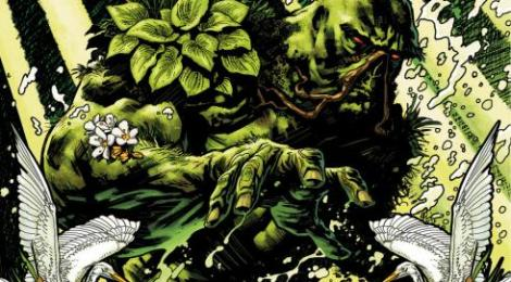 Snyder/ Paquette: Swamp Thing - Die Auferstehung der Toten (DC Comics/ Panini Comics)