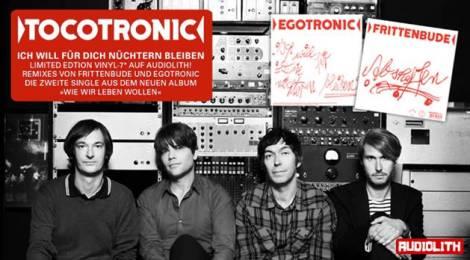 """Tocotronic 7"""" (Frittenbude/Egotronic Remixe)"""