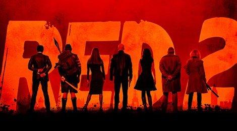 Sieben neue Charakter-Plakate zu R.E.D. 2