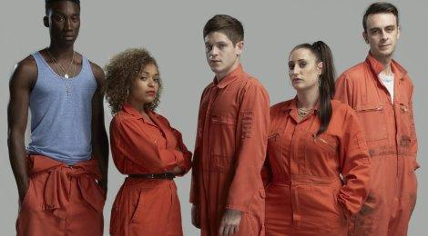 Misfits - Staffel 3  (Polyband)