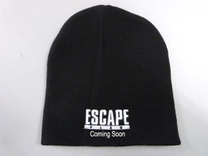 ESCAPE_PLAN_Beanie