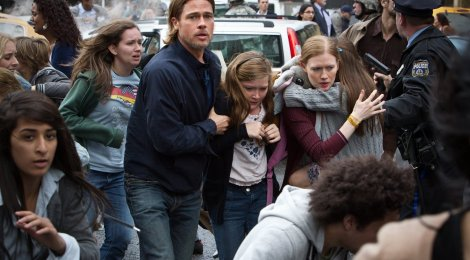 World War Z (Paramount Home Media Distribution)