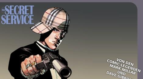 Mark Millar & Dave Gibbons - Secret Service (Millarworld/ Panini Comics)