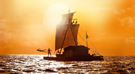 Thor Heyerdahls  KON TIKI  (dcm)