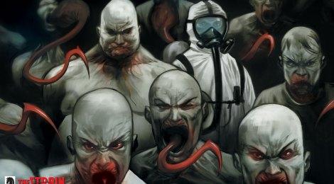 Guillermo Del Toro & Chuck Hogan: The Strain – Die Saat - Band 2 (Dark Horse Comics/ Panini Comics)
